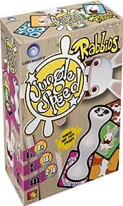 Jungle Speed Ravin Rabbids Card Game