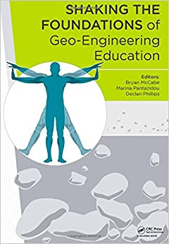 Book Shaking the Foundations of Geo-engineering Education