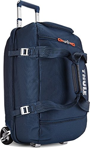 Thule TCRD2DB Rolling Duffel Bag - Dark Blue