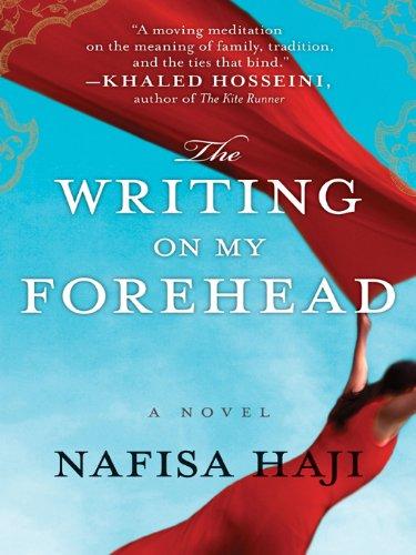 The Writing on My Forehead: A Novel