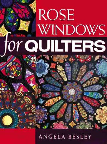 Download Rose Windows for Quilters pdf
