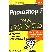 Photoshop 7 pour les nuls