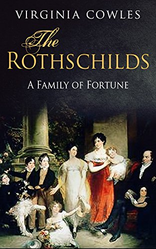 The Rothschilds by Virginia Cowles cover