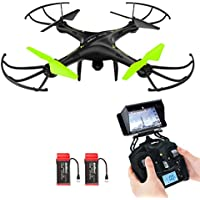 Drone with Camera, Potensic U42WH UDIRC RTF Remote Control Drone Quadcopter with Altitude Hold Function and HD Wi-Fi Camera
