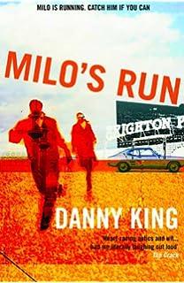 Milos Marauders, King, Danny, Used; Good Book