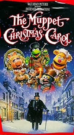 The Muppet Christmas Carol.The Muppet Christmas Carol Import Michael Caine Dave