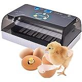 全自動孵卵器 鳥類専用孵卵器 インキュベーター ふ卵器 孵卵機 ふ卵機 孵化器 ふ化器 孵化装置 孵化機 うずら 鳥類 液晶自動 鳥のLED孵卵器 9-35個