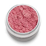 Loose Glam Dust - Shimmery loose eyeshadow pigment- Smolder Cosmetics (Pink Gold)