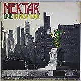 Nektar - Live In New York - Bacillus Records - BLS 5557, Bellaphon - BLS 5557