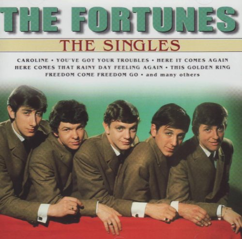 the Fortunes: The Singles (Audio CD)