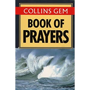 Collins Gem Book of Prayers (Collins Gems)