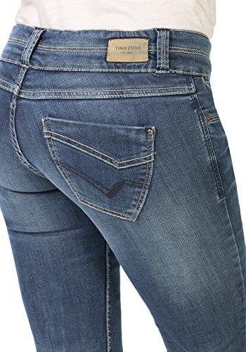 Donna Royal Timezone Slim 3065 Super Wash Stretch Enya Blu Jeans blue wfwXqZ8