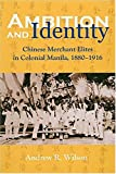 Ambition and Identity, Andrew R. Wilson, 0824826507