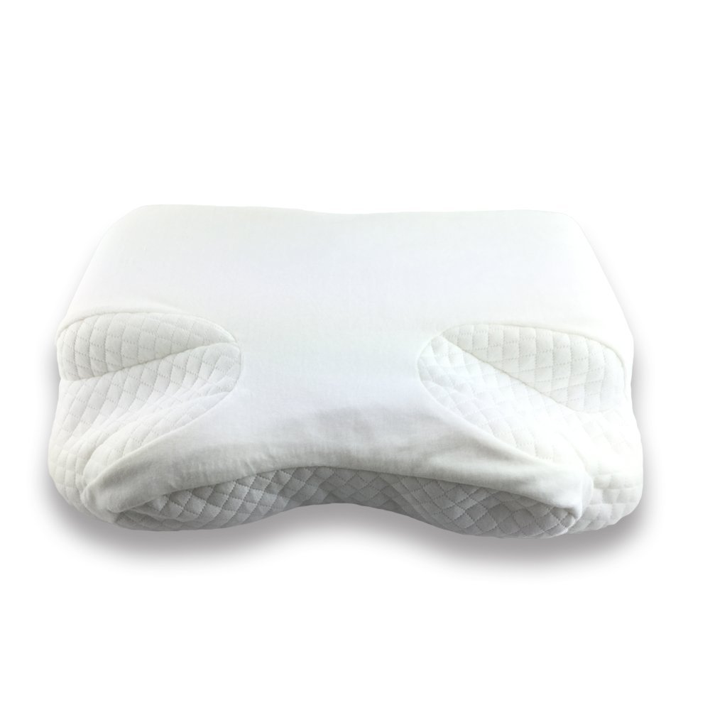 Cpap Pillow Double Edge Papillow With Pillowcase Best