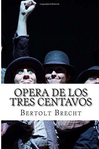 Descargar Libro Opera De Los Tres Centavos Bertolt Brecht