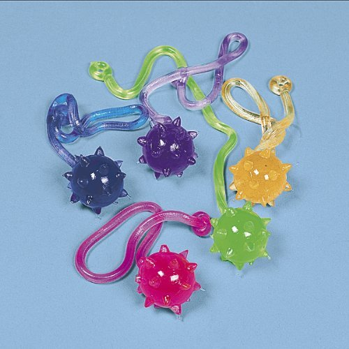 Fun Express Sticky Spiked Balls product image