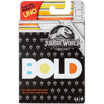 Bold Jurassic Card Game: Toys & Games