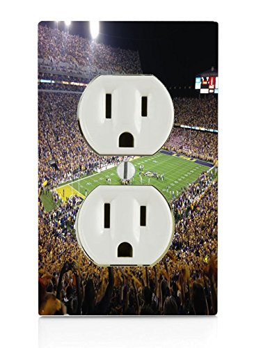 College Football Stadiums Electrical Outlet - Baton Outlets Rouge