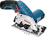 Bosch GKS 10.8 V-LI Professional Cordless Circular Saw The smallest professional universal saw ( Bare Tool)