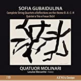 Sofia Gubaidulina: Complete String Quartets & Other Chamber Works