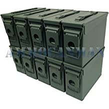 Ammo Can Man, LLC NEW 30 Cal Ammo Can - Blank