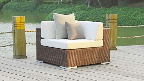 talfa rattan lounge cube ecksofa java g nstig online kaufen. Black Bedroom Furniture Sets. Home Design Ideas