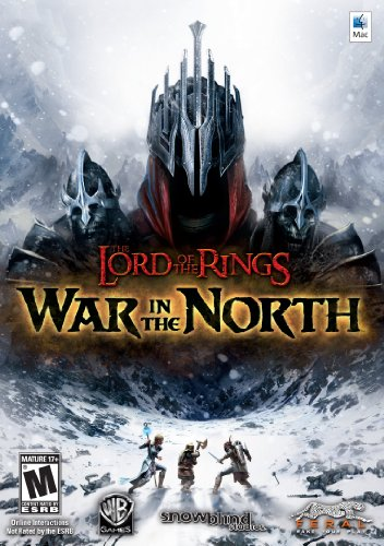 Lord Of The Rings War Game - The Lord of the Rings: War in the North [Download]