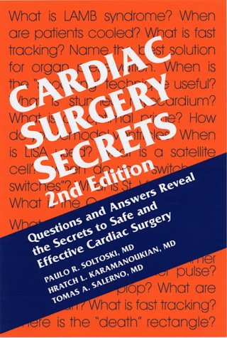 Cardiac Surgery Secrets (The Secrets Series)