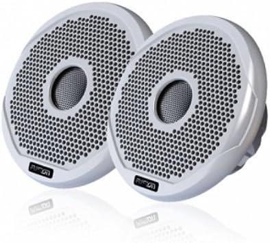 Fusion Ms Fr4021 4 Inch Marine 2 Way Built In Speaker 120 W Sport Freizeit