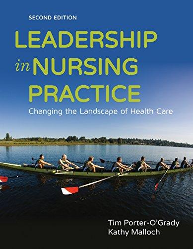 Leadership in Nursing Practice Pdf