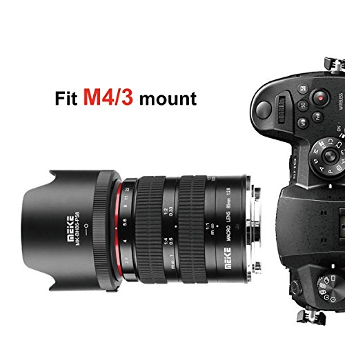 Meike 85mm F/2.8 Manual Focus Aspherical Medium Telephoto Full Frame ...