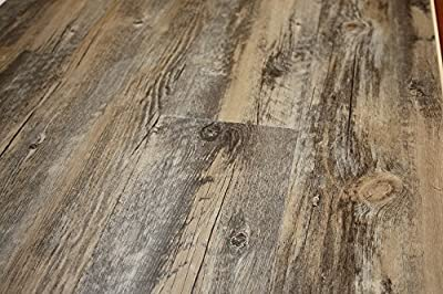 Kryptonite WPC Farmwood - Wood Plastic Composite Flooring UT033 SAMPLE