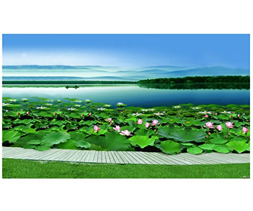 phsfubel-lotus-pond-backdrop-for-photoshoot-polyester-fashion-photography-backdrops-7x5ft-backdrop-b