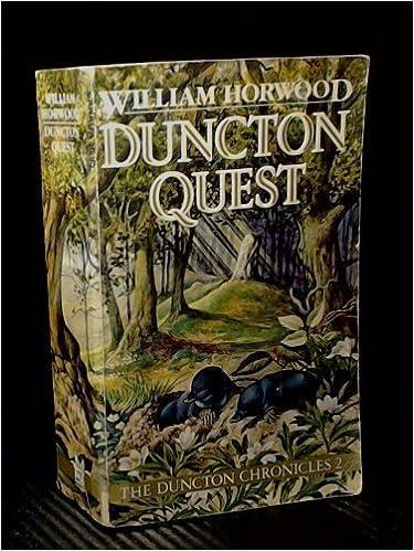 Duncton Quest William Horwood 9780099606208 Amazoncom Books