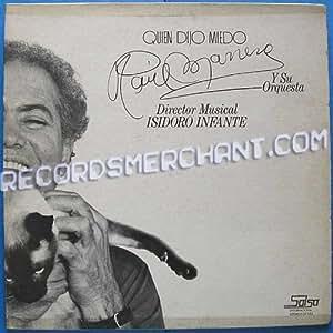 Quien Dijo Miedo [Vinyl LP]