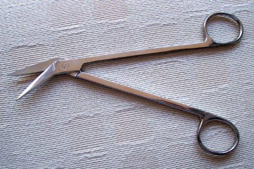 Angled Toe Nail Scissor Toenail Cutters - Angled Scissor Toenail