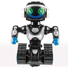 Kids Tech Interactive Robot - Bump & Go, Light Up, 90° Arm Movement
