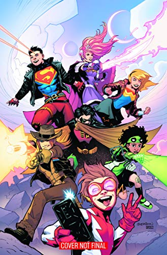 Young Justice Vol. 1: Gemworld -