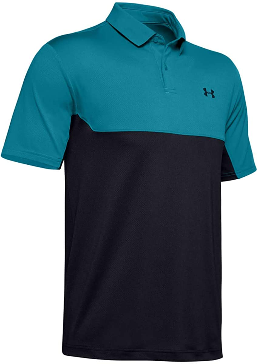 Under Armour Men's Performance Golf Polo 2.0 Colorblock