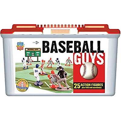 MasterPieces Baseball Guys Imaginative Play for Ages 3 to 9: Toys & Games