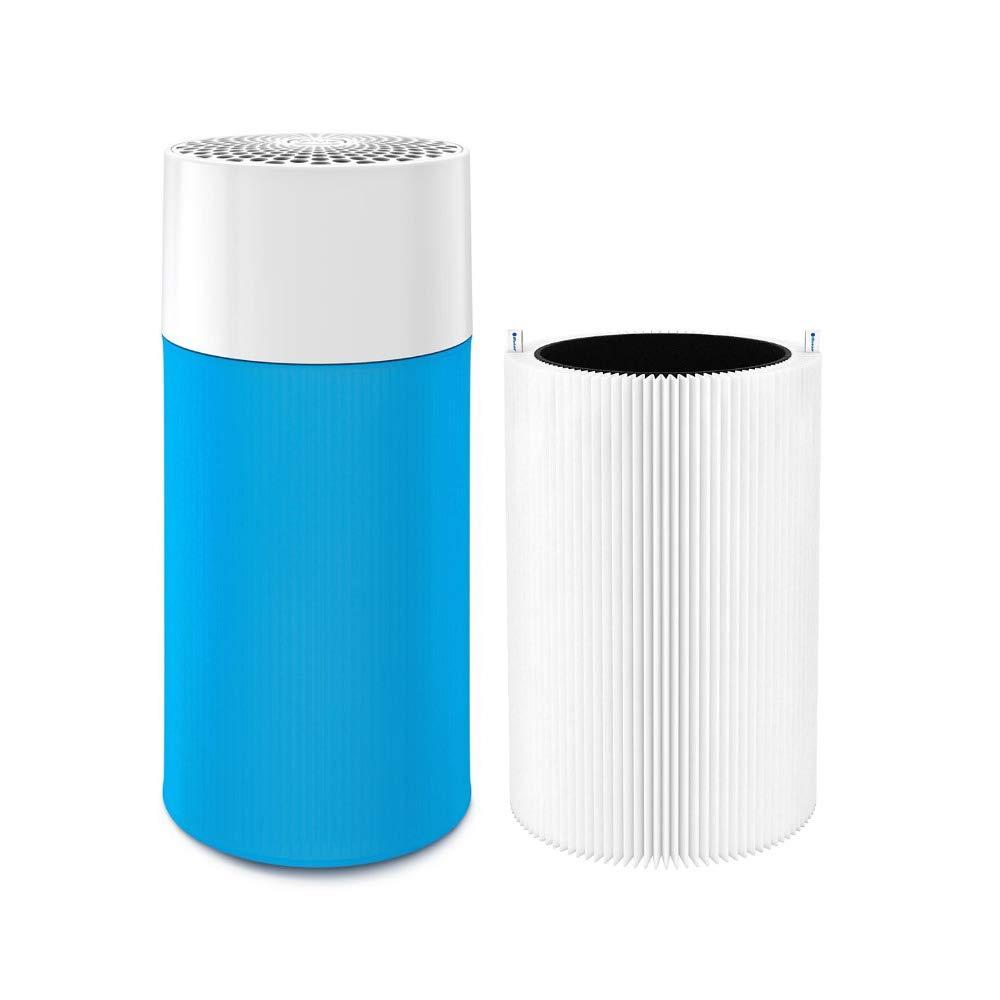 Blueair Blue Pure 411 Air Purifier Particle and Carbon Filter (Blue) Blue Pure 411 Particle and Carbon Filter
