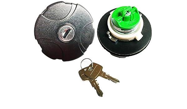Plc92 Anti Theft Locking Petrol Diesel Gasoline Fuel Filler Cap Mot
