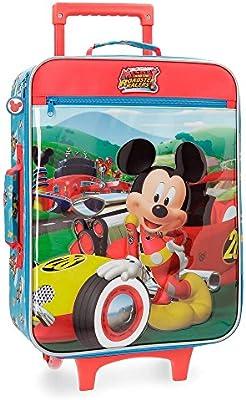 Disney Roadster Racers Equipaje Infantil, 55 cm, 25 litros
