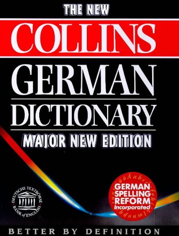 Collins German Dictionary
