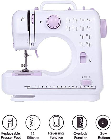 100% brand newMáquina de coser, mini máquina de reparación manual ...
