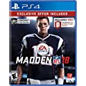 Madden NFL 18 Limited Edition for PS4
