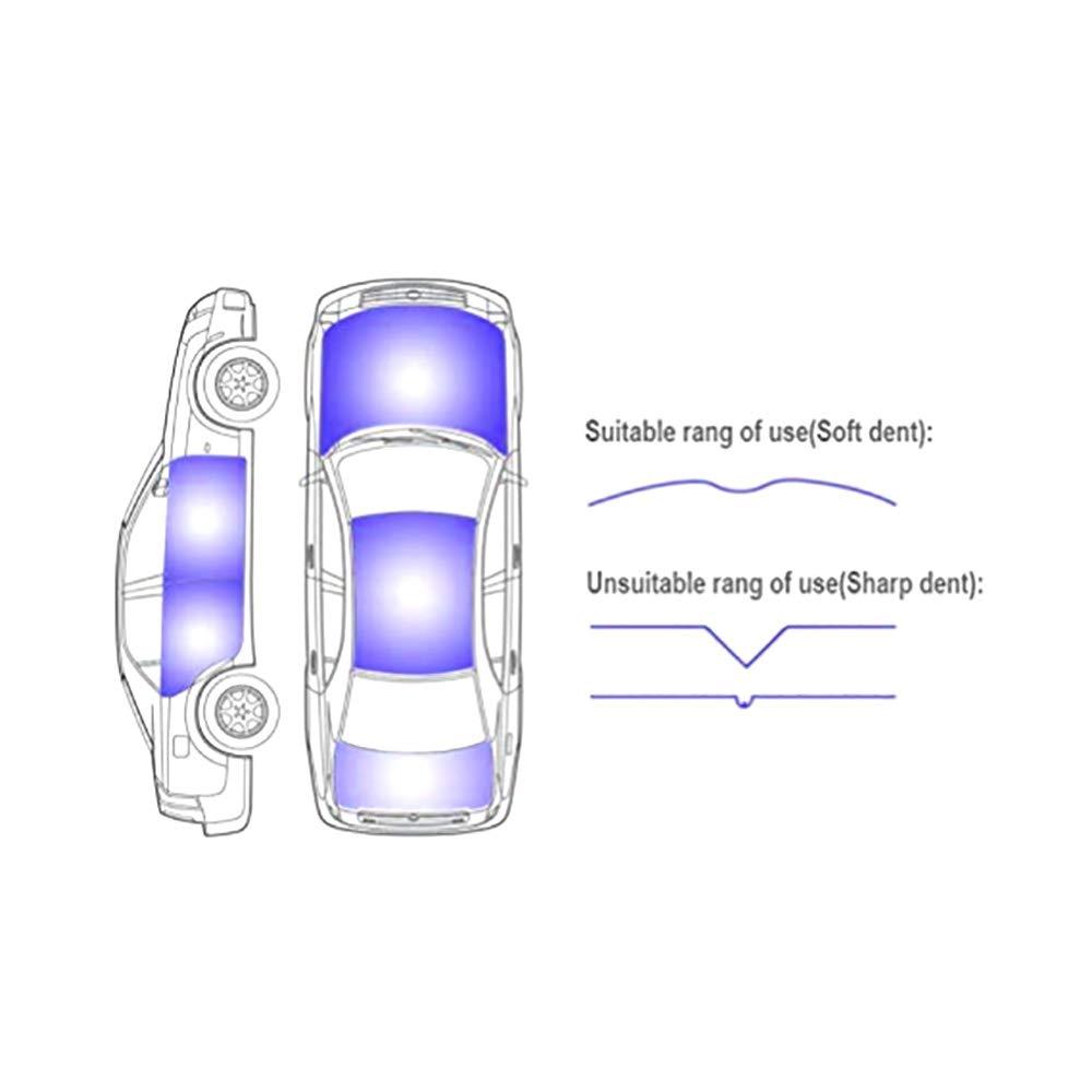 Entfernen von Dellen Gray Hei/ßkasten magnetisch Reparatur-Werkzeug,tragbar Induktion Reparaturmaschine elektromagnetisch Induktion PDR Heizmaschine