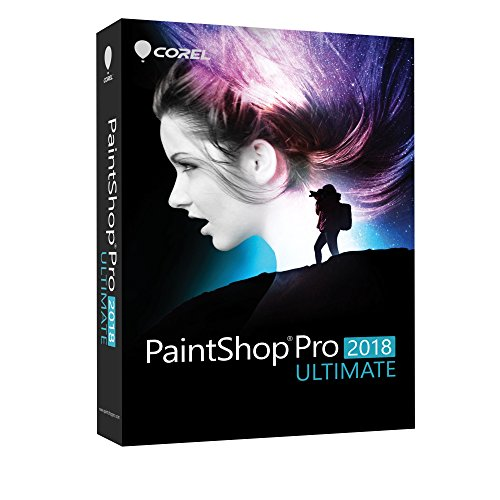 Corel PaintShop Pro 2018 Ultimate Commercial