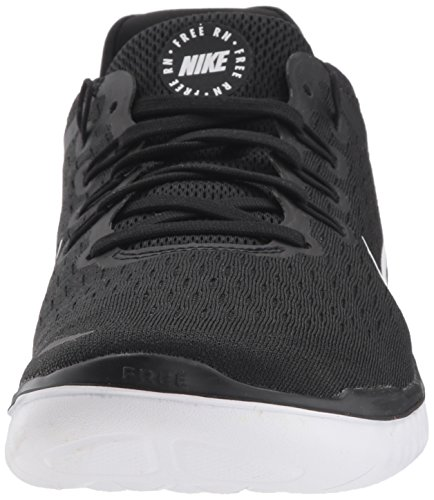 M Free Shoe Size Women's 8 White 2018 5 Running RN US NIKE Black PFwqxC