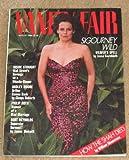 Vanity Fair Magazine August 1988 Sigourney Weaver